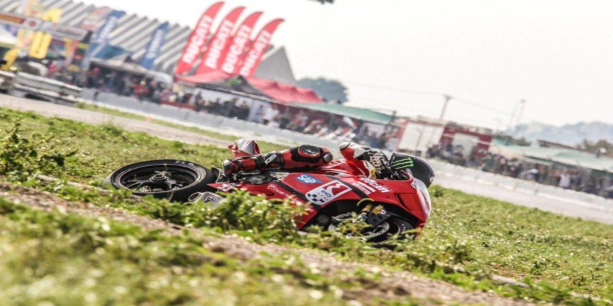Επιτέλους, τίτλο για την Ducati στην Ελλάδα