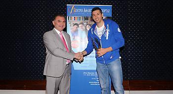 Παρουσία Διαμαντίδη η λαμπερή εκδήλωση των αποφοίτων του Κέντρου Αθλητικού Ρεπορτάζ