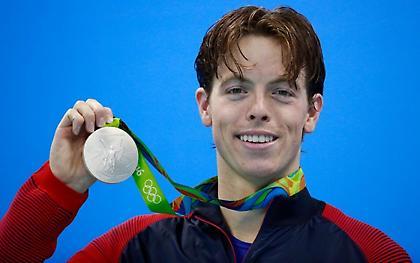 Αργυρός ολυμπιονίκης σταματάει στα 25 του χρόνια