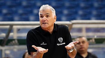 Μαρκόπουλος: «Κάναμε λάθη που δεν επιτρέπονται»