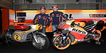 50 χρόνια Honda στην κορυφή του MotoGP