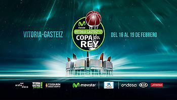 Στη Βιτόρια το Final 8 του ισπανικού Κυπέλλου