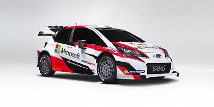 Με Χάνινεν η Toyota στο WRC