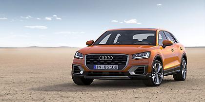 Ερχεται το Audi Q2 από 23.900 ευρώ