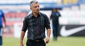Κορακάκης: «Να καθαρίζουμε πιο εύκολα τα ματς»