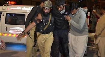 Πακιστάν: Στους 48 οι νεκροί της επίθεσης σε αστυνομική ακαδημία