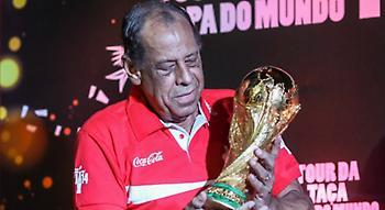 «Έσβησε» ο Βραζιλιάνος θρύλος, Κάρλος Αλμπέρτο
