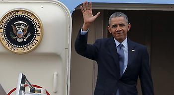 Λευκός Οίκος: Επίσκεψη Ομπάμα στην Αθήνα στις 15 Νοεμβρίου!