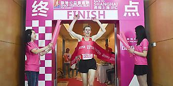 Φαντασμαγορικό θέαμα στη Σανγκάη