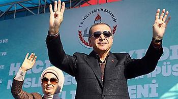 Ο Ερντογάν ζητά να γίνει η Κωνσταντινούπολη έδρα των Ηνωμένων Εθνών