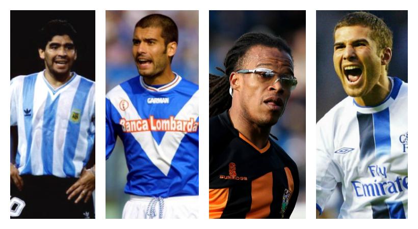 10+1 ποδοσφαιριστές που τιμωρήθηκαν για απαγορευμένες ουσίες