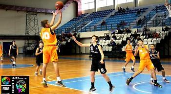 Ξεκίνησε το αναπτυξιακό τουρνουά μπάσκετ Κ14 στην Πρέβεζα