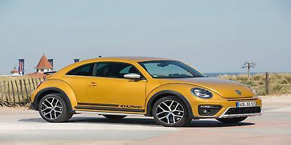 Νέο Volkswagen Beetle DUNE