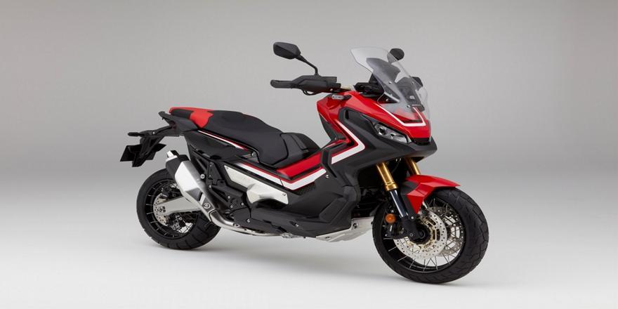 Ολοκαίνουργια Honda X-ADV