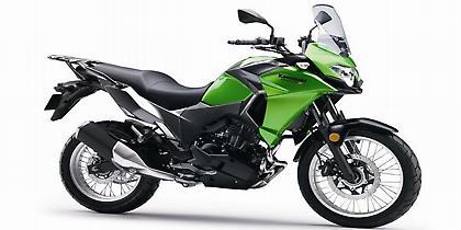 Νέο Kawasaki Versys-X 300