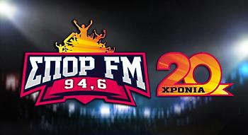 Κυριαρχία παντού για τον ΣΠΟΡ FM 94,6!
