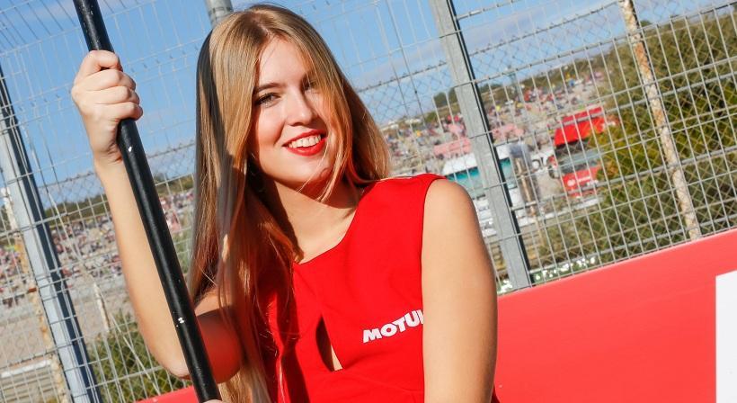 Θα μας λείψει το Moto GP, αλλά και τα paddock girls (video)