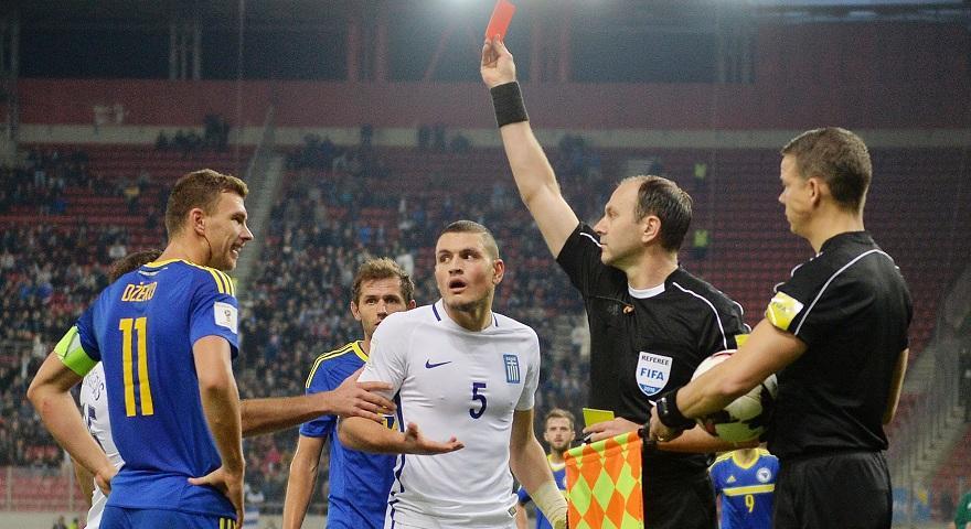 Βοσνιακές προκλήσεις: «Σκατά στην Ελλάδα, θα γεμίσουμε το γήπεδο σημαίες της Μακεδονίας στη Ζένιτσα»