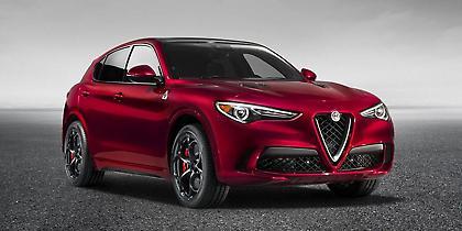 Το πρώτο SUV στην ιστορία της Alfa Romeo