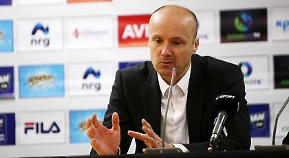 Ζντοβτς: «Υπήρχε κούραση, μετρά η νίκη»