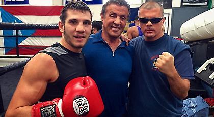 Ο Έλληνας επίδοξος παγκόσμιος πρωταθλητής πυγμαχίας που είδαν Σταλόνε-Ντε Νίρο