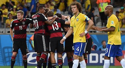 Ακροατής της εβδομάδας: Η Γερμανία έβαλε 7 στη Βραζιλία επειδή είχε αέρα