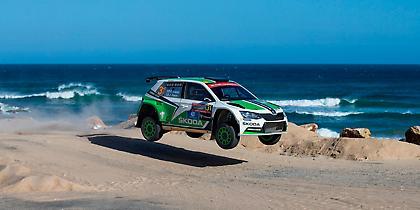 Ιστορική η κατάκτηση του τίτλου στο WRC2 από την Skoda