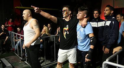 Γιάννης Χλωρός: Κάποτε στη Super League, τώρα στο ρινγκ του ΖΜΑΚ (video)