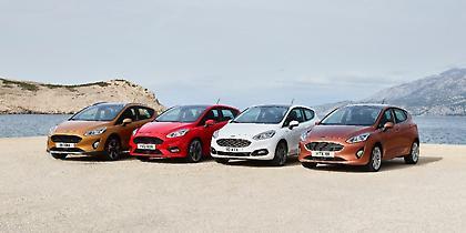 Πρεμιέρα σήμερα για το νέο Ford Fiesta