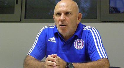 Βαζάκας: «Το Κύπελλο είναι για ομάδες της Σούπερ Λίγκας»