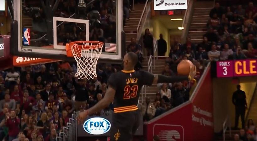 NBA: Τρομερός Λεμπρόν και φυσικά... Γιάννης στο Top 10 (video)