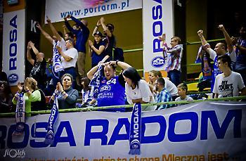 Με νίκη στη Θεσσαλονίκη η Ρόζα Ράντομ