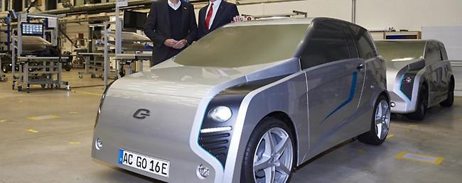 Νέα μικρά ηλεκτρικά αυτοκίνητα  στην Ευρώπη