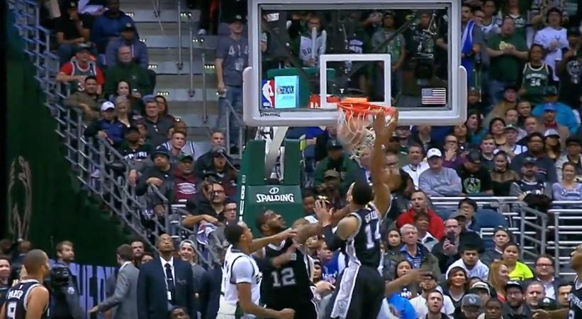 NBA: Ιπτάμενος Γιάννης και Ολαντίπο στο Top 10 (video)