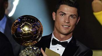 «Στον Κριστιάνο Ρονάλντο η Χρυσή Μπάλα»