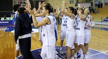 Στο τρίτο γκρουπ δυναμικότητας η Εθνική μπάσκετ γυναικών