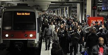 Παρίσι: Βλάβη παραλύει τις συγκοινωνίες στα βόρεια της πόλης