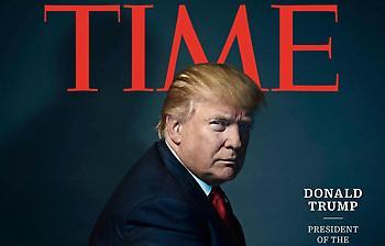 Time: Πρόσωπο της χρονιάς για το 2016 ο Ντόναλντ Τραμπ