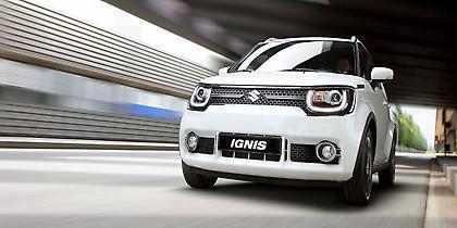 Ηρθε το ολοκαίνουργιο Suzuki Ignis