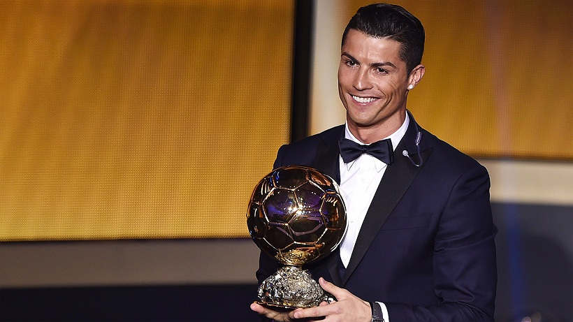 «Διαρροή» για τη Χρυσή Μπάλα: Νικητής ο Ρονάλντο (pic)