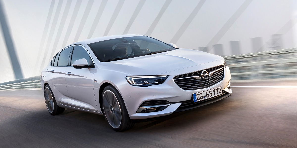 Νέο Opel Insignia Grand Sport