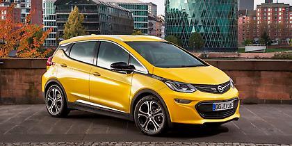 Οι ευρωπαϊκές πωλήσεις του Opel Ampera-e ξεκίνησαν από τη Νορβηγία