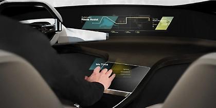 Το εσωτερικό των αυτοκινήτων του μέλλοντος