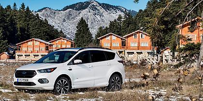 Ηρθε το νέο Ford Kuga από 22.095 ευρώ