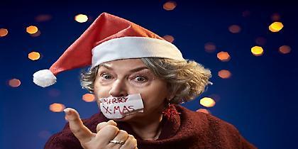 Τρέμετε τις Χριστουγεννιάτικες επισκέψεις από τα πεθερικά;