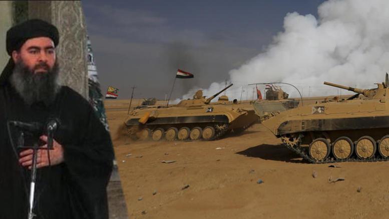 Τώρα οι ΗΠΑ λένε ότι ο αρχηγός του ISIS είναι ζωντανός