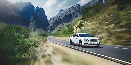 Νέα Bentley Continental GT V8 S Black Edition