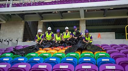 Η Ορλάντο Σίτι τιμά τους 49 νεκρούς του «Pulse» στο νέο της γήπεδο (pics)