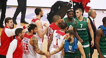 Ολυμπιακός vs Παναθηναϊκός: Ίδιο ντέρμπι, «άλλες» ομάδες
