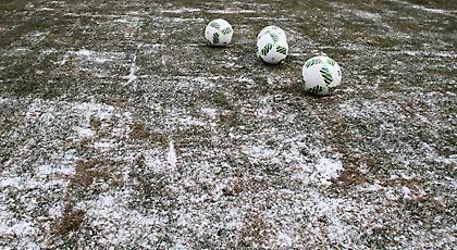 Αναβλήθηκε το Βέροια-Ηρακλής λόγω του χιονιά!
